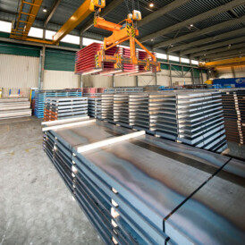 Large Inventories of Stainless Steel & Aluminum